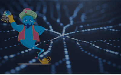 Meet The Genie And Learn How To Create a CFS Solution in Two Minutes